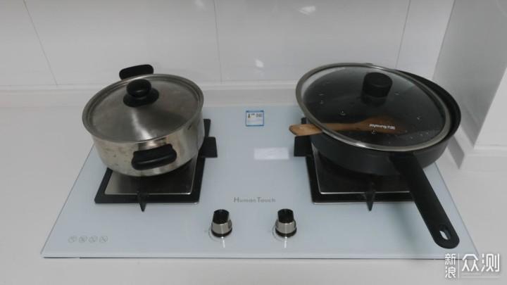 分享我家的那些白色厨电:慧曼烟灶使用分享_新浪众测
