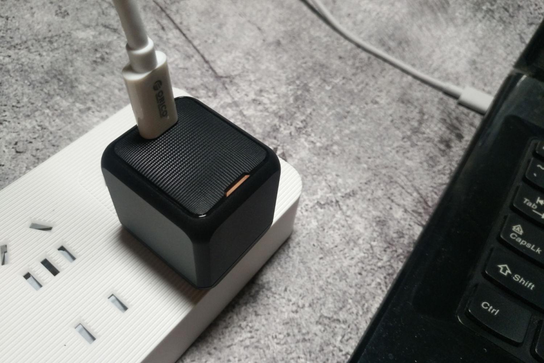 笔记本充电伴侣,Aohi 65W氮化镓充电头