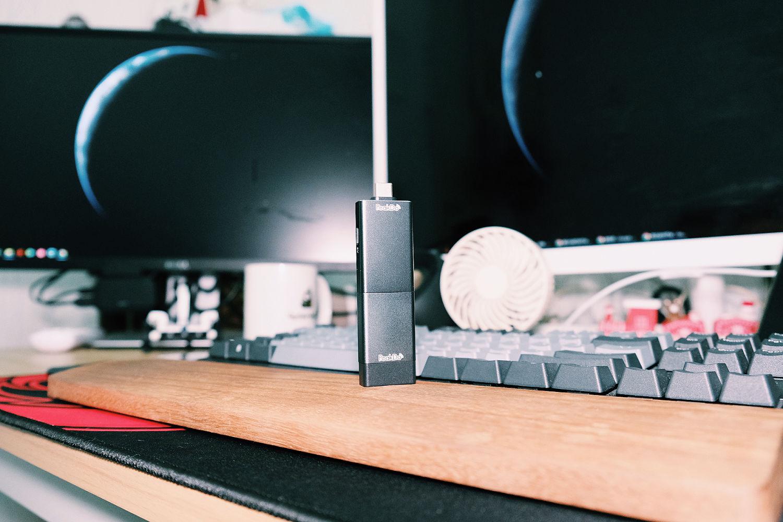 PEAKDO毫米波无线投屏器:满足无线投屏的想象