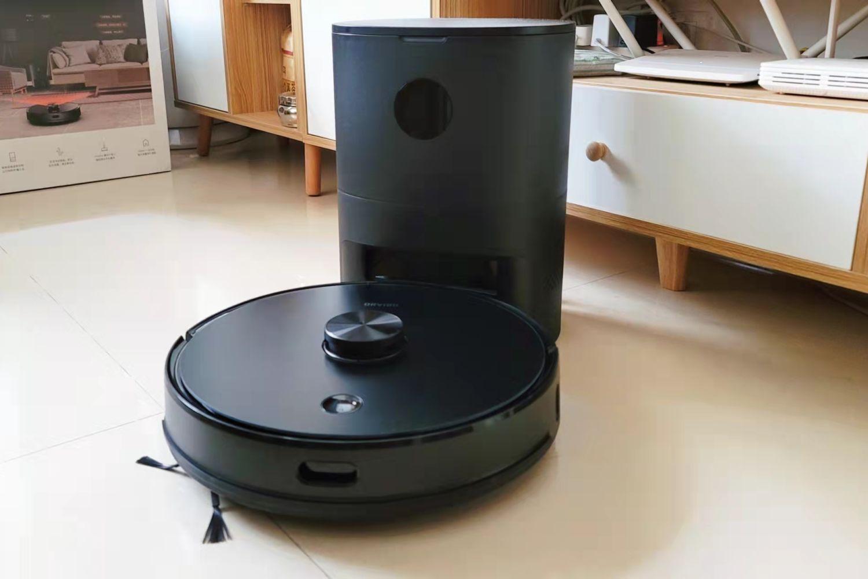欧瑞博集尘扫地机器人S2:清洁效果满分