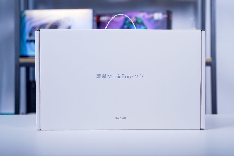 荣耀MagicBook V14上手:最高的14寸Evo轻薄本