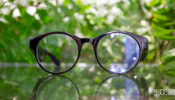 时尚与智能的结合——雷蛇天隼智能眼镜_新浪众测