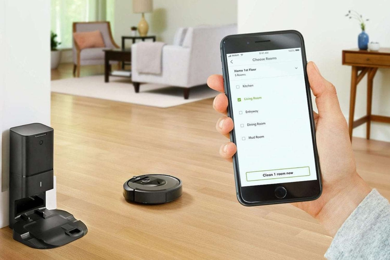 iRobot i7+自动集尘扫地机器人评测体验