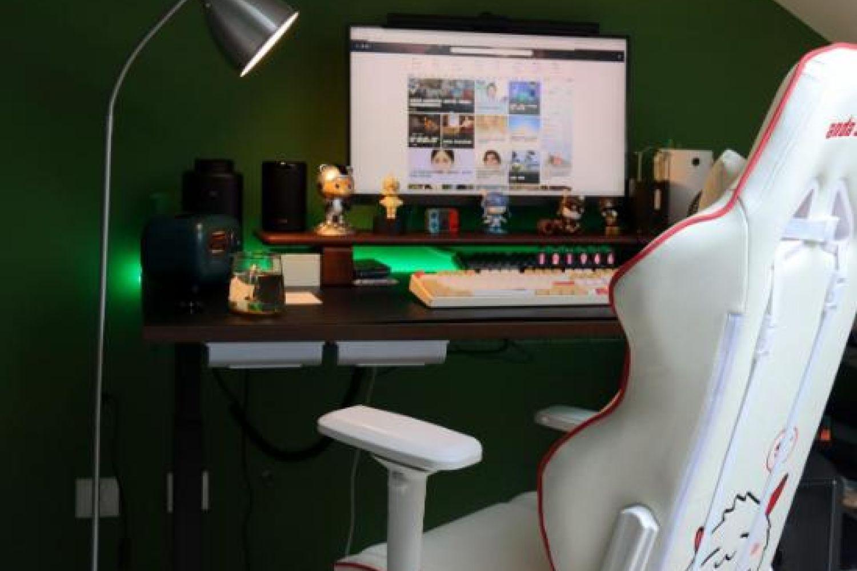 萌动随心,安德斯特电竞椅专为游戏玩家打造
