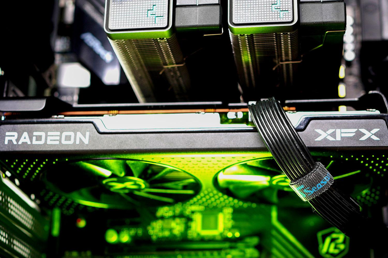 节能减排尖兵!RX6600评测:1080分辨率大杀器
