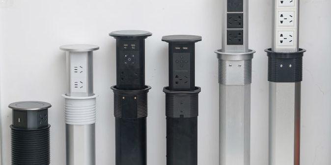 桌面岛台升降插座怎么买?硬核拆解帮你分析