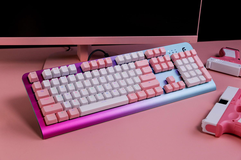 连美妆博主都爱上的机械键盘长啥样