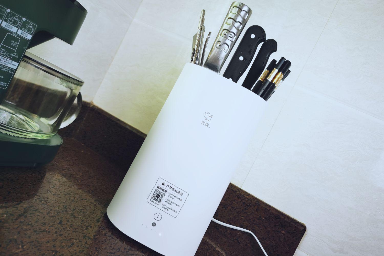 这款刀筷消毒烘干机,可有效提升饮食健康卫生